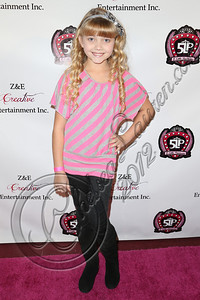 LOS ANGELES, CA - DECEMBER 15:  Actress Samantha Bailey arrives at the 5 Little Princesses music showcase at Studio Instrument Rentals, Inc. on December 15, 2012 in Los Angeles, California.  (Photo by Chelsea Lauren/WireImage)
