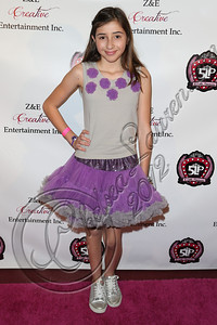 LOS ANGELES, CA - DECEMBER 15:  Actress Victoria Strauss arrives at the 5 Little Princesses music showcase at Studio Instrument Rentals, Inc. on December 15, 2012 in Los Angeles, California.  (Photo by Chelsea Lauren/WireImage)