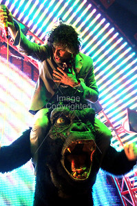 Wayne Coyne., The Flaming Lips, New Years Freakout 2009/2010.