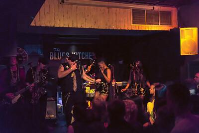 TFSOS at Blues Kitchen
