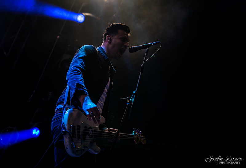The Gaslight Anthem at Malmö Festivalen 2015