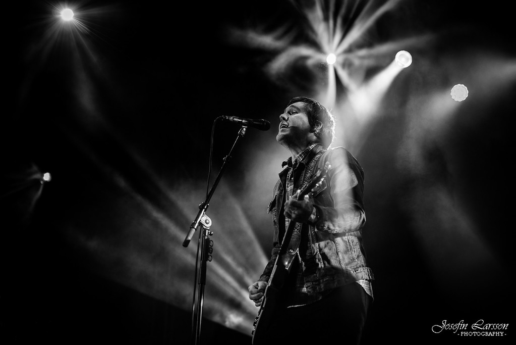 The Gaslight Anthem at Malmö Festivalen 2015