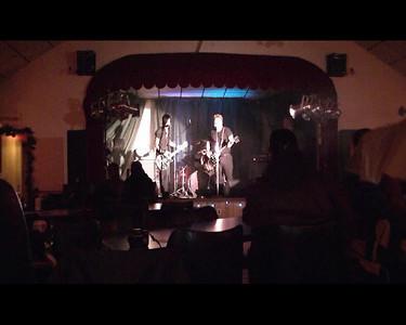 J.J. PEARSON  NOVEMBER 29,2008 LIVE @ Gatling Gun Club