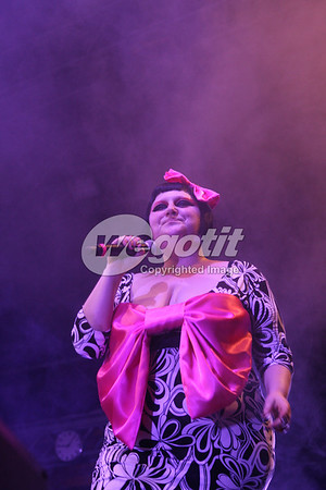 Beth Ditto & The Gossip live @ Forestglade Festival, Wiesen, Austria 2010-07-17 © Thomas Zeidler *** Local Caption *** © Thomas Zeidler