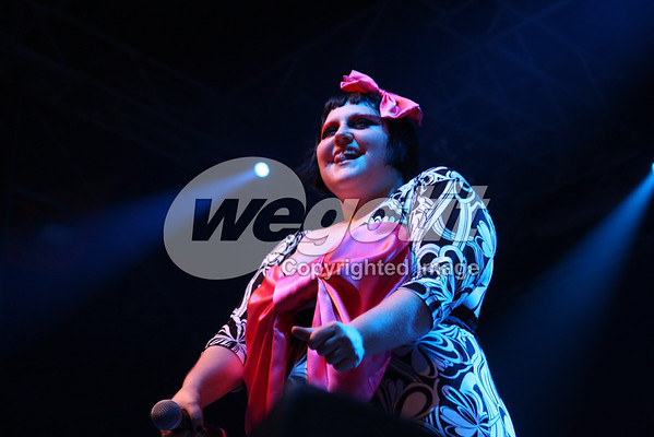 Beth Ditto & The Gossip live @ Forestglade Festival, Wiesen, Austria 2010-07-17 © Thomas Zeidler