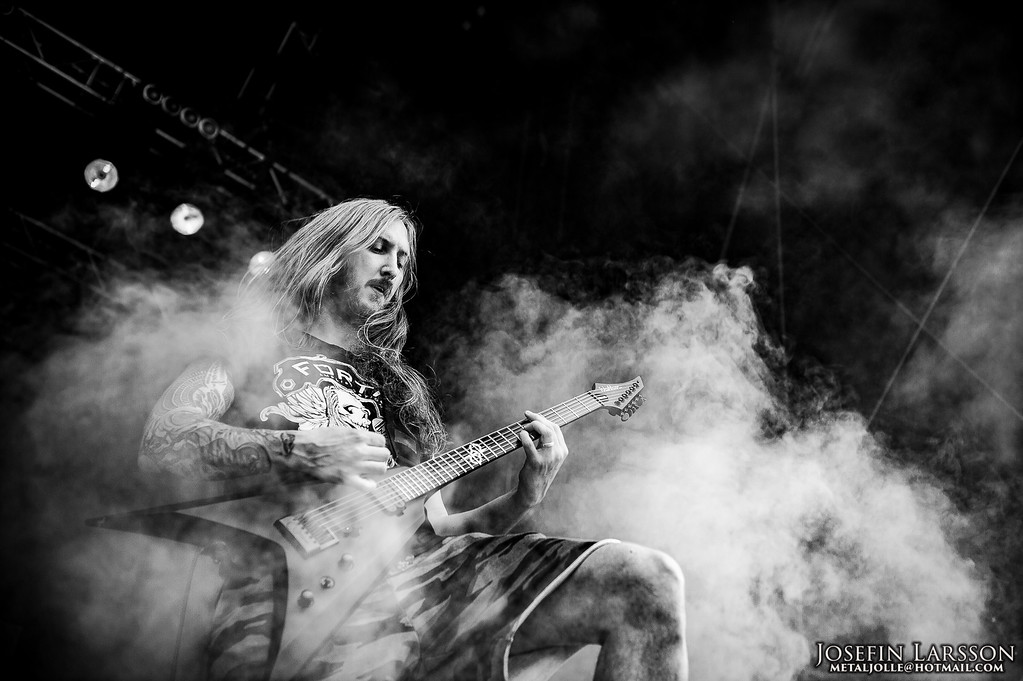 The Haunted - MetallSvenskan 2016