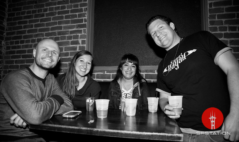 The Hooks St. Patrick's Day Show    Mar 17, 2016 at Brick & Mortar Music Hall