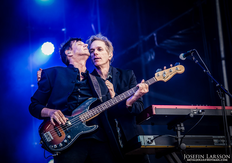The Hooters - Sweden Rock Festival 2016