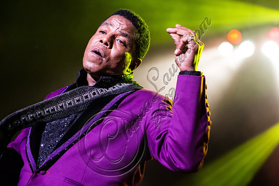 LOS ANGELES, CA - JULY 22:  Tito Jackson performs at The Greek Theatre on July 22, 2012 in Los Angeles, California.  (Photo by Chelsea Lauren/WireImage)