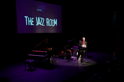 The Jazz Room Holiday Edition @ The Booth Playhouse 12-9-14
