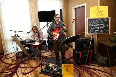 The Jeffery Scott Band   -  Metro Arts Gala  4/11/2015