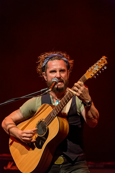 The John Butler Trio at the Iroquois Amphitheater
