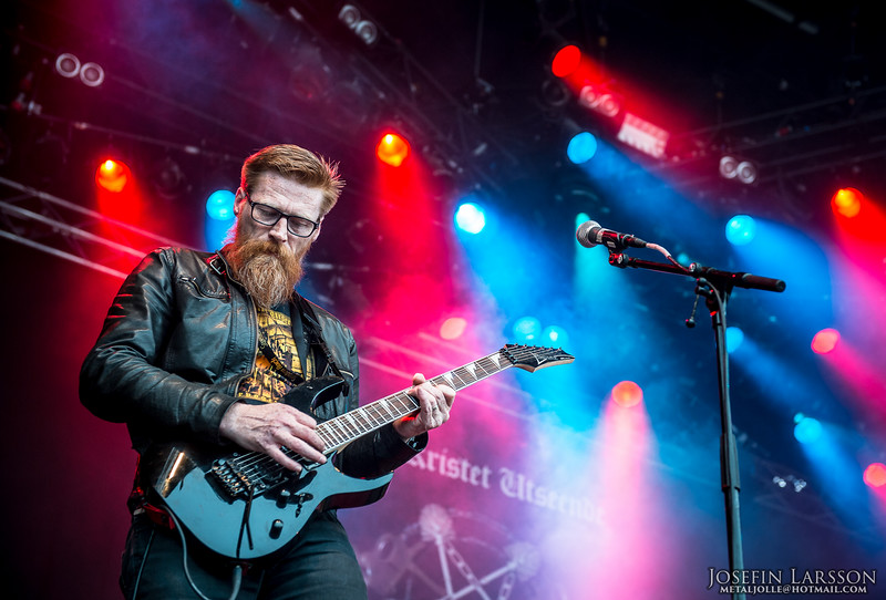 The Kristet Utseende - Sweden Rock 2016