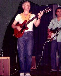 band nameThe Hawaiian Shadows Lee Henriksen and Dick Bideo, 1961