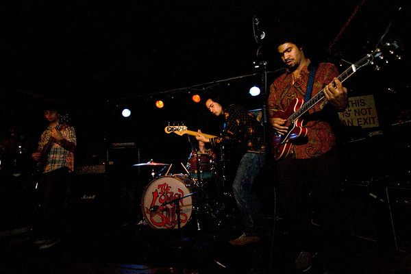 The London Souls - Mercury Lounge, NYC - December 31st, 2007 - Pic 2