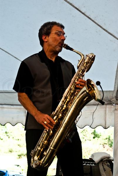 Glenn Shambroom, Baritone Sax