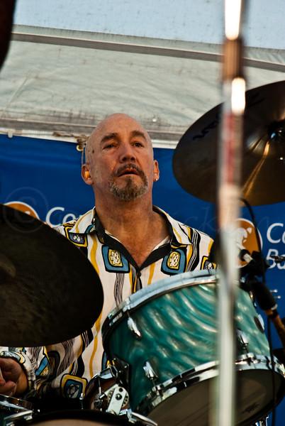 Steve Brown, Drums
