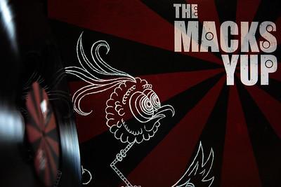 THE MACKS Yup vinyl-10