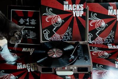 THE MACKS Yup vinyl
