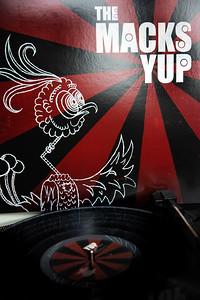 THE MACKS Yup vinyl-8