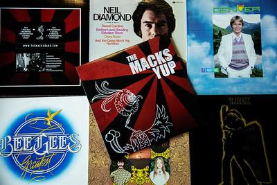THE MACKS Yup vinyl-5