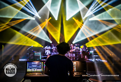 The Major Rager - Light and Soundcheck - Umphrey's McGee - 4/7/14 - Augusta Convention Center - Augusta, GA. ©Josh Timmermans & Noble Visions.  Full Gallery: http://wp.me/p1Ts4X-Th