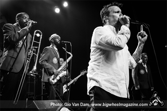 The Mighty Mighty Bosstones - Western Standard Time - The Interrupters - at The Fonda Theatre - Los Angeles, CA - August 16, 2014