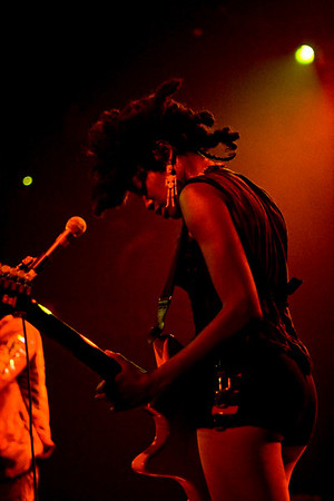 The Noisettes - Irving Plaza, NYC - October 19th, 2007 - Pic 5