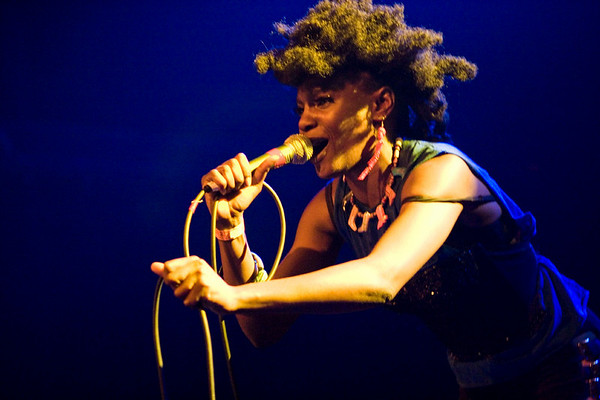 The Noisettes - Irving Plaza, NYC - October 19th, 2007 - Pic 2