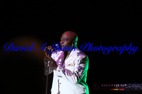 The O'Jays in Birmingham 2009