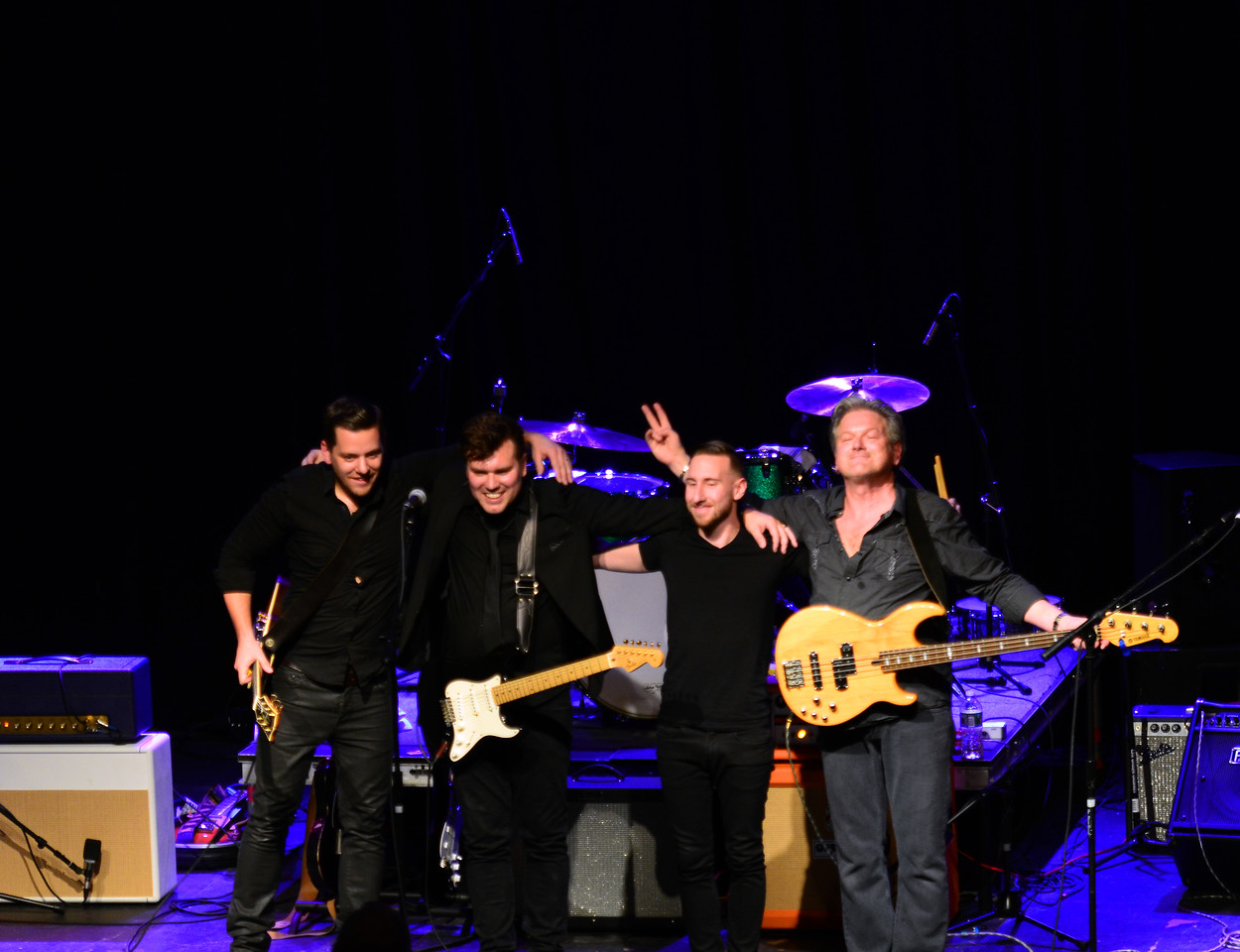 The Brooks Young Band