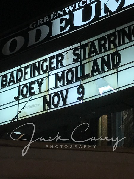 Odeum Marquee featuring Badfinger - Brooks Young Band warm up