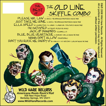 The Old Line Skiffle Combo