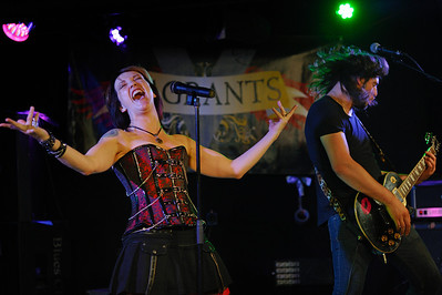 Renate Ludwig, Josh Celata - The Vagrants  | Meisenfrei Blues Club, Bremen/Germany | 16. April 2013