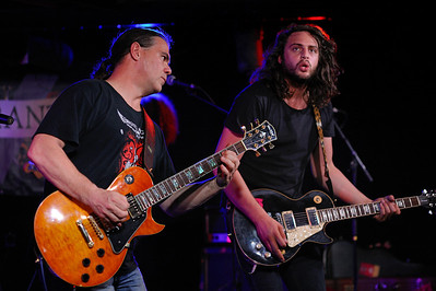 Steve Iorio, Josh Celata - The Vagrants  | Meisenfrei Blues Club, Bremen/Germany | 16. April 2013
