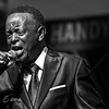 Charles Walker performs with The Dynamites at the W. C. Handy Blues and Barbecue Festival in Henderson.  (Photo by Greg Eans)