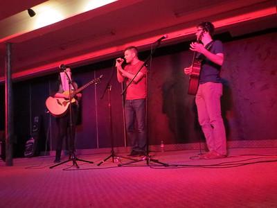 The Platform presents: Matt O' Leary w/friends, Shannon Murray, & Nathan Fox