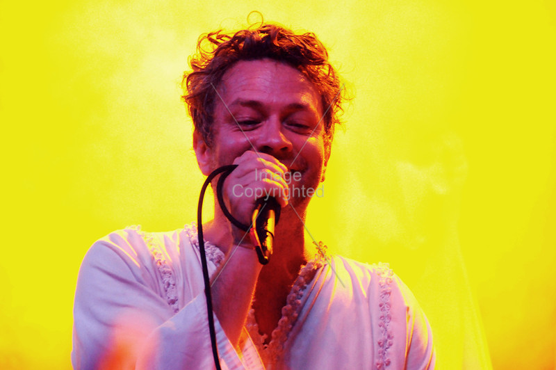 Tim DeLaughter, The Polyphonic Spree, Atlanta, GA. Center Stage, 2012