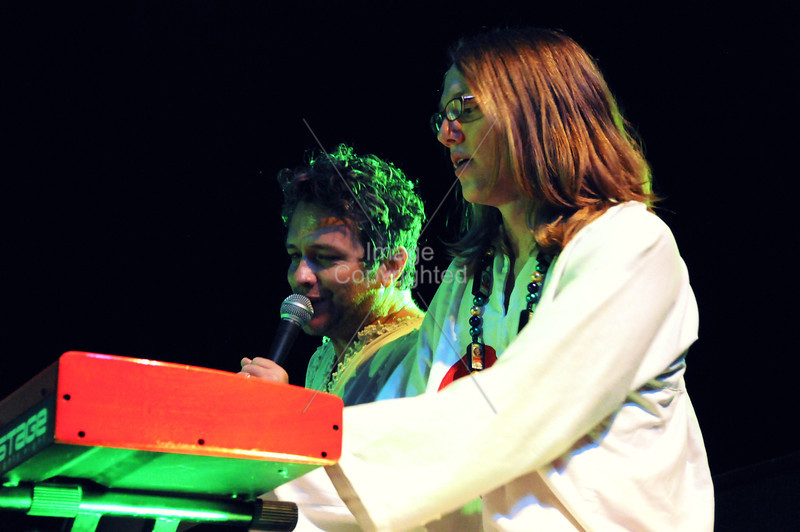 The Polyphonic Spree, Atlanta, GA. Center Stage, 2012