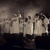 The Polyphonic Spree, Atlanta, GA. Center Stage, 2012.