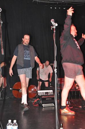 "The Poxy Boggards ""I Wear No Pants"" 7 November 2009"