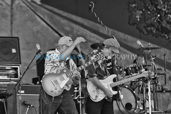 The Radiators' farewell with Friends @ Gentilly Stage (Sun 5/8/11)