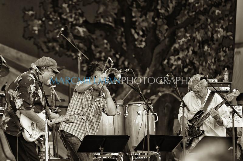 Dave, Mark & Reggie<br /> <br /> The Rads' farewell @ Gentilly Stage- Sun 5/8/11