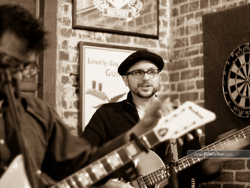 The Rich Driver Band at The Fox & Goose