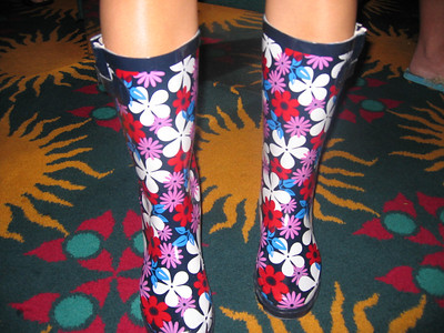 Wellington Boots for Gaelic Storm