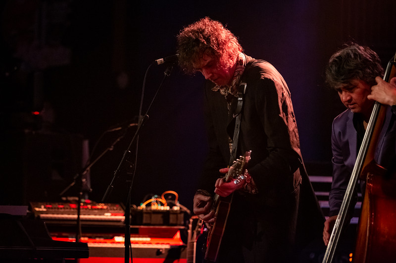 WTTS & Indy CD & Vinyl presents The Sadies opening for Kurt Vile & The Violators at the Vogue Theatre on February 21, 2019. Photo by Tony Vasquez