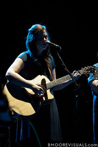 Lydia Rogers of The Secret Sisters performs on November 5, 2010 at Ruth Eckerd Hall in Clearwater, Florida