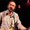 """James Mercer, The Shins<br /> Albuquerque, NM<br /> Oct 4, 2012<br /> <br /> """"...I learned fast how to keep my head up 'cause I know there is this side of me that wants to grab the yolk from the pilot and just fly the whole mess into the sea..."""""""