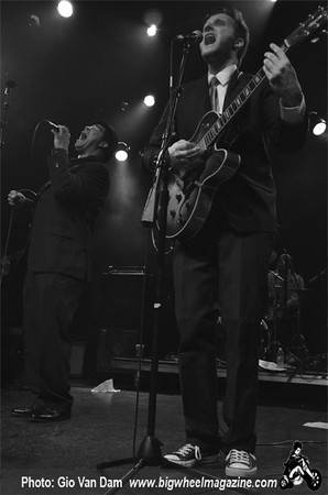The Slackers - The Debonaires - and Angel City Records Showcase - at El Rey Theatre - Hollywood, Ca - September 20, 2013