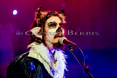 The Slambovian Circus of Dreams' Halloween Costume Ball